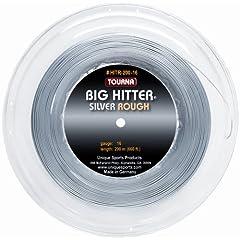 Buy Unique Sports 16G Tourna Big Hitter Rough Reel Tennis String by Unique Sports