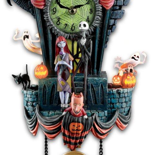 Cuckoo Clock: Tim Burton's The Nightmare Before Christmas Wall ...