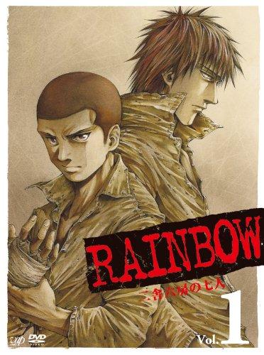 おすすめアニメ キャッチ RAINBOW 二舎六房の七人 [DVD]
