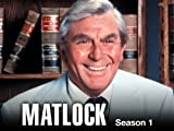 Matlock: The Author