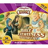 Bible Eyewitness Collector's Set - Old Testament (Adventures in Odyssey Classics #3)