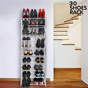 Shoes Rack - Zapatero 30 shoes rack   Revisión del cliente y la descripción más