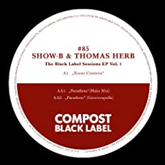 Black Label #85 The Black Label Sessions EP