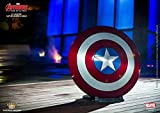 アベンジャーズ エイジ・オブ・ウルトロン キャプテンアメリカ 1/1スケール 超合金 シールドMPS023(台座式)