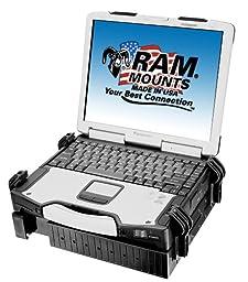 RAM MOUNTING SYSTEMS RAM Mount Ram Universal Laptop Mount Tough Tray / RAM-234-3 /