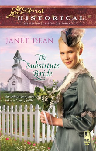 Image for The Substitute Bride (Love Inspired Historical)
