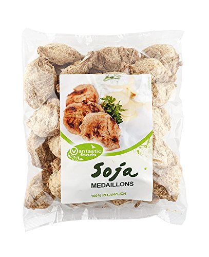 Vantastic Foods - Soja-Medaillons - 200g