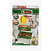 Planet Of Toys Tools Play Set Table