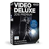 Software - MAGIX Video deluxe 2016 Premium