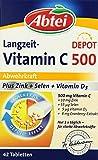 Abtei Langzeit Vitamin C 500 Depot, 42 Stück