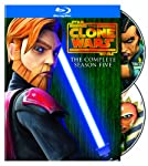 Star Wars-Clone Wars: Season 5 [Blu-ray] [Import]