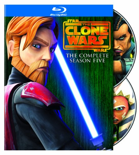 Star Wars-Clone Wars: Season 5 [Blu-ray] [Import]