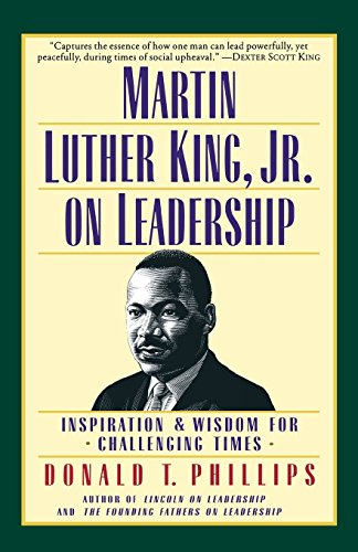 Martin Luther King's Style of Leadership