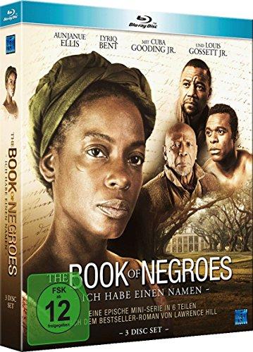 The Book of Negroes - Ich habe einen Namen (Blu-ray)