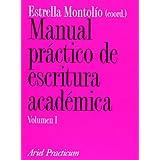 Manual práctico de escritura académica, I