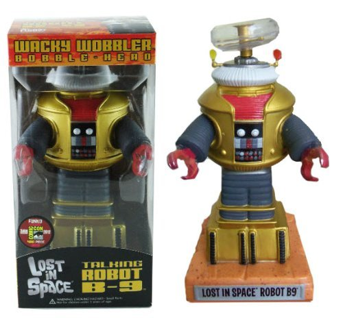 Robot From Lost In Space front-44048