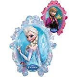 1-X-Disney-Frozen-Double-Sided-Mirror-25-Balloon-Each