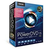 CYBERLINK PowerDVD 15 Pro �抷���E�A�b�v�O���[�h��