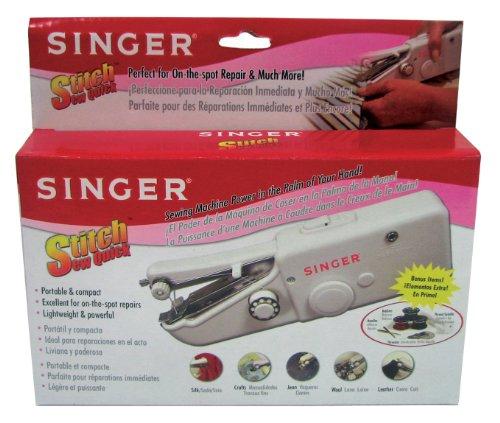 Smartek USA RX-01 Handheld Sewing Machine Red