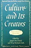 img - for Culture and Its Creators: Essays in Honor of Edward Shils book / textbook / text book