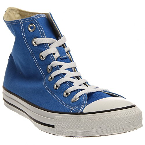 Converse Unisex Chuck Taylor High Top fresh Color Shoes Skateboard Sneakers (10 Men US/12 Women US, Light Sapphire) (Light Blue Converse High Tops compare prices)