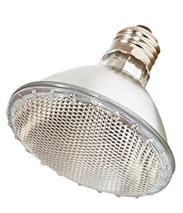 Satco Products S2309 50Par30 Nsp9 130V Medium Base Halogen Light Bulb