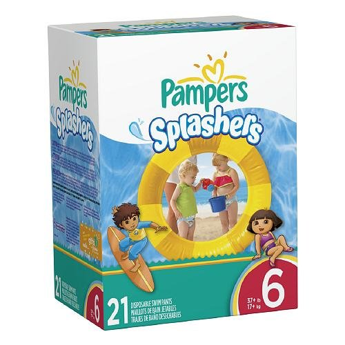 Swim Diapers Disposable front-1054850