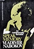 Speak, memory: An autobiography revisited (0399502203) by Nabokov, Vladimir Vladimirovich