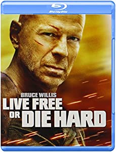 Live Free or Die Hard [Blu-ray] [Blu-ray] (2007)