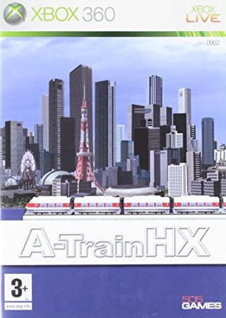A-Train Hx [Importación italiana]