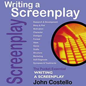 Writing a Screenplay Audiobook