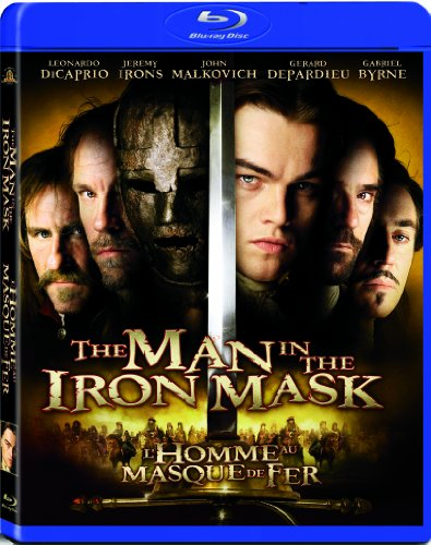 Man in the Iron Mask, The Blu-ray