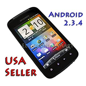 A3 Unlocked Prepaid Android Phone Rooted Jailbreaked 3G Free Tether