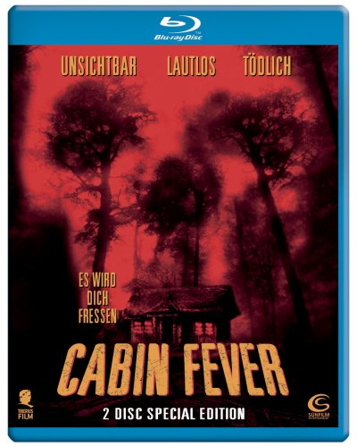 ��������� / Cabin Fever (2002) BDRip | DUB