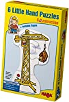 HABA Little Hand Puzzles  Construction