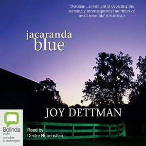 Jacaranda Blue | [Joy Dettman]