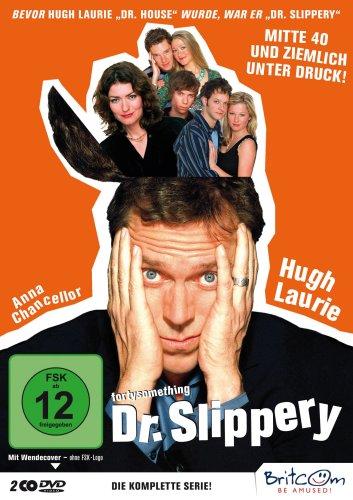 Dr. Slippery - Fortysomething - Die komplette Serie (2 DVDs)