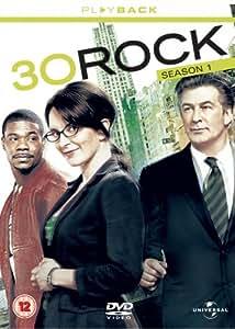30 Rock - Season 1 [3 DVDs] [UK Import]