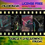 "Guitar dreamings  license royalty copyright free indie score Gemafreie Filmmusikvon ""filmmusik"""