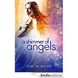 A Shimmer of Angels (The Angel Sight Series)