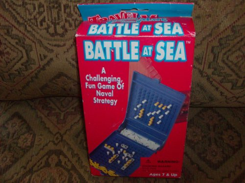 Travel Mate Game Battle At Sea a Game of Naval Strategy - 1