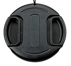 JJC LC- 105 Snap-On Front Lens Cap Protector 105mm for Canon Nikon Sony Fujifilm Camera