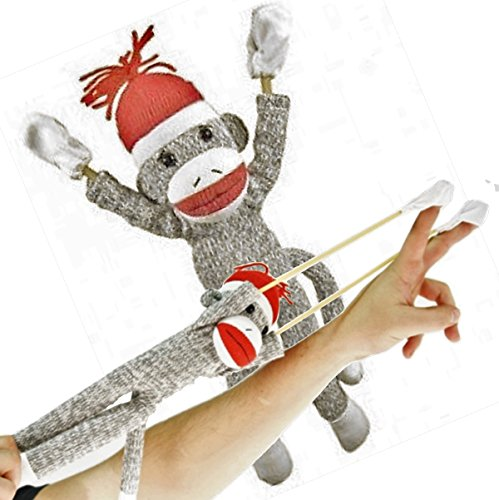 Superfly Sock Monkey - 1