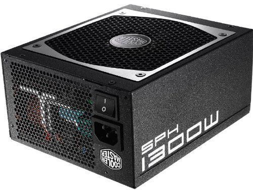 Cooler Master Silent Pro Hybrid - 1300W 80 PLUS Gold Power Supply with Modular Cables and Fan Speed Controller (RSD00-SPHAD3-US) (Modular Fan compare prices)