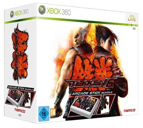 Tekken 6 - Arcade Stick Edition (Xbox 360)