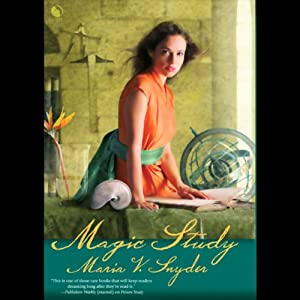 Magic Study | [Maria V. Snyder]