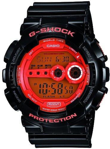 [カシオ]CASIO 腕時計 G-SHOCK ジーショック Hyper Colors GD-100HC-1JF メンズ