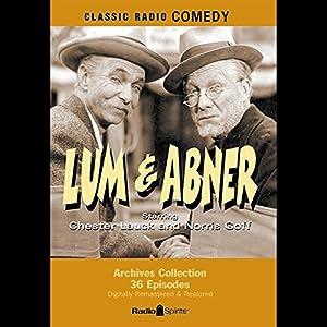 Lum & Abner Radio/TV Program