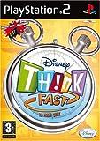 echange, troc Disney think fast maxi quizz