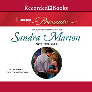 Not for Sale | [Sandra Marton]